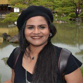 Kavitha  Krishnan headshot