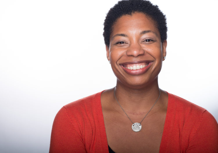 Regine  Gilbert headshot