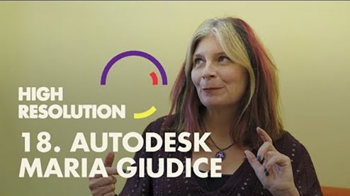 Autodesk Maria Giudice