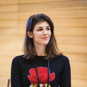 Katerina  Skroumpelou headshot