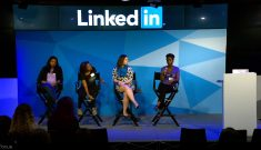 Bay Area Girl Geek Dinner at LinkedIn, Oct. 2017