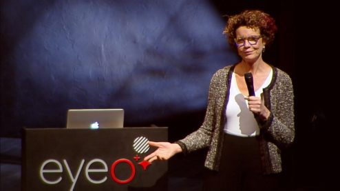 Eyeo 2016 Ignite! – Laurie Frick