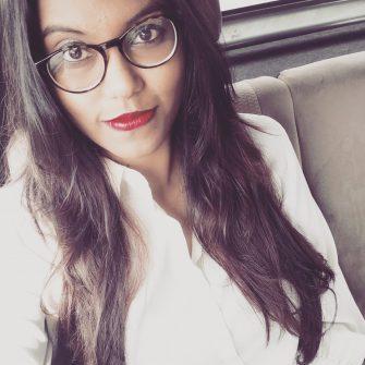 Anubha Maneshwar headshot