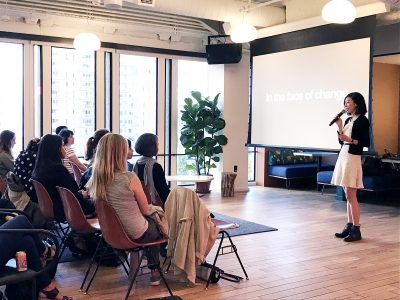 Women Talk Design Lightening talks