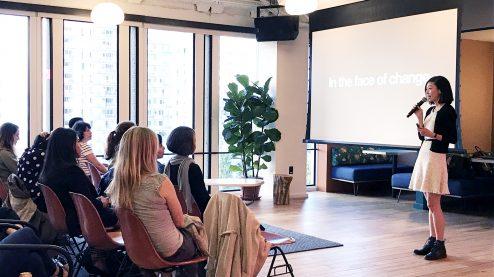 Women Talk Design Lightening talks
