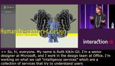 Ruth Kikin-Gil - Humanity-centered design