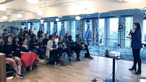 Women Talk Design Lightning talks