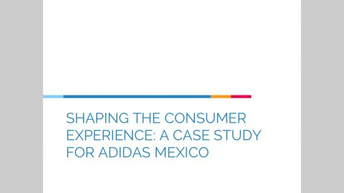 Shaping experiences: a case study for adidas Mexico #BigD17