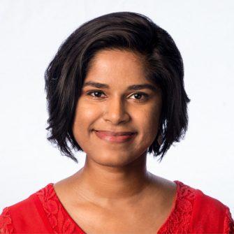 Samia Ahmed headshot