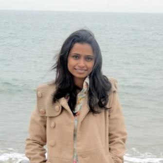 Swetha Suresh headshot