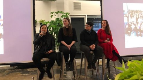 Panelists for Content Strategy at Facebook and Instagram