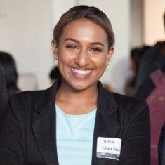 Nina Krishnan headshot