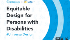 Equitable Design for Persons with Disabilities