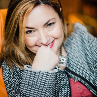 Lisa Ghisolf headshot