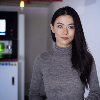 Virginia Wang headshot