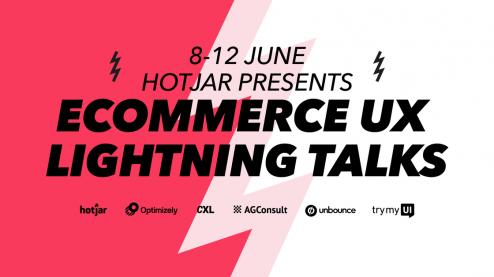 Ecommerce UX Lightning Talks