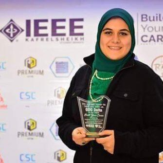 Salwa Mahmoud Abuzeed headshot
