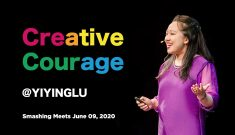 "Yiying Lu ""Creative Courage"""