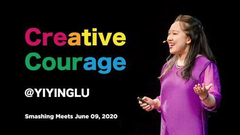 "Yiying Lu ""Creative Courage"""