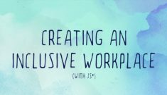 Creating an inclusive workplace title