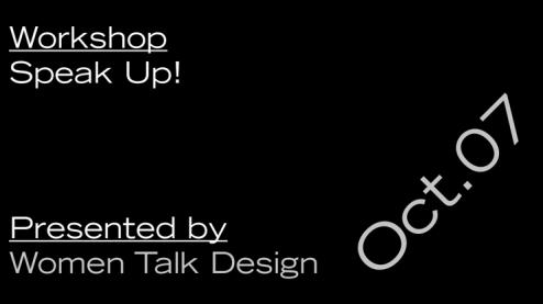 Anchorage Design Week poster