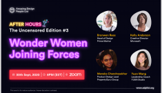 Four women joining forces