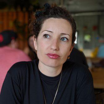 Silvia Hernández headshot