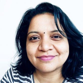 Vidhya Sriram headshot