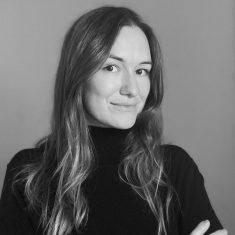 Chloe Saintilan headshot