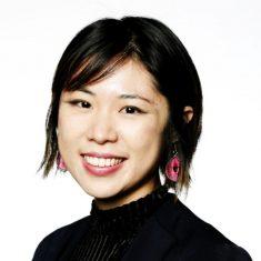 Elina Lin headshot