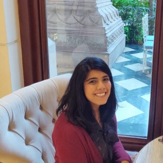 Nikita Chandawale headshot