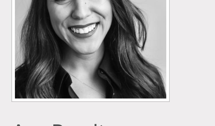 Iphone Screenshot of speaker bio and profile photo